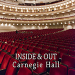 Carnegie Hall - inside and out